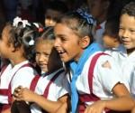 Niños Cuba