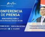 Bruno Conf Prensa