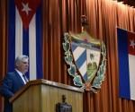 Diaz Canel Asamblea discurso