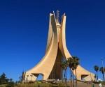 Argelia monumento