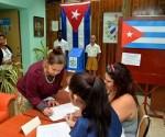 CUBA- LA HABANA- REFERENDO CONSTITUCIONAL CUBANO UN EJERCICIO DE DEMOCRACIA