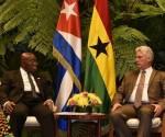 Canel y Ghana