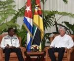 Diaz y Mozambique