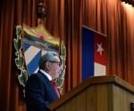 Raul A Nac discurso