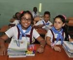 escolares Cuba