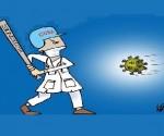 Cartel Cuba Coronavirus