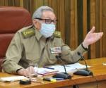 Raul Castro Covid
