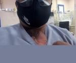 medico recien nacido