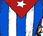cartel EEUU Cuba