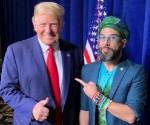 Trump y olaloca
