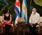 canel ministra argentina